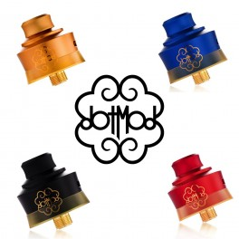 Atomiseur DotRDA Single Coil de DotMod