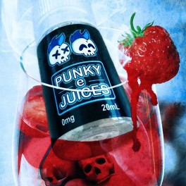 Punky e Juices - Strawberry